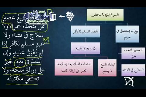 شرح كتاب البيع من زاد المستقنع - البيوع المنهي عنها - الجامعة -05