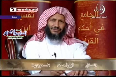 (7) الجزء السابع من القرآن الكريم - رمضان 1429هـ - التفسير المباشر 1429 هـ