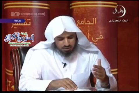 ( 14) الجزء الرابع عشر من القرآن الكريم - رمضان 1429هـ - التفسير المباشر 1429 هـ