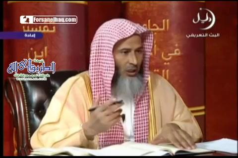 (18 ) الجزء الثامن عشر من القرآن الكريم - رمضان 1429هـ - التفسير المباشر 1429 هـ
