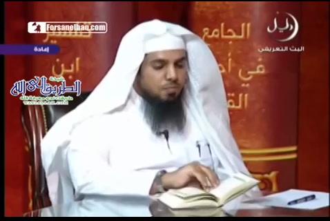 ( 20) الجزء العشرون  من القرآن الكريم - رمضان 1429هـ - التفسير المباشر 1429 هـ