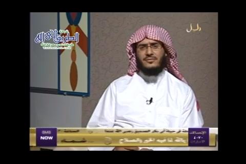 (18)الجزءالثامنعشرمنالقرآنالكريم-رمضان1430هـ-التفسيرالمباشر1430هـ