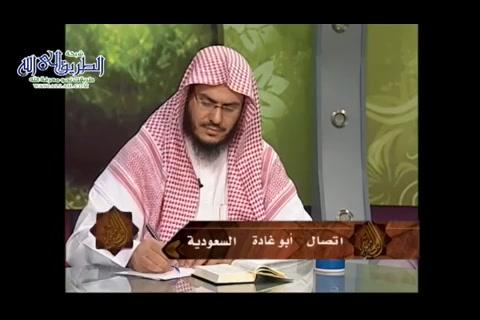(25)الجزءالخامسوالعشرونمنالقرآنالكريم-رمضان1430هـ-التفسيرالمباشر1430هـ