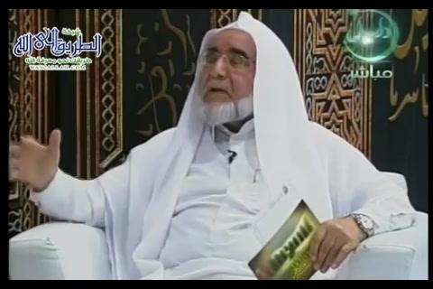 التفسير المباشر  (1) سورة الممتحنة - رمضان 1433هـ
