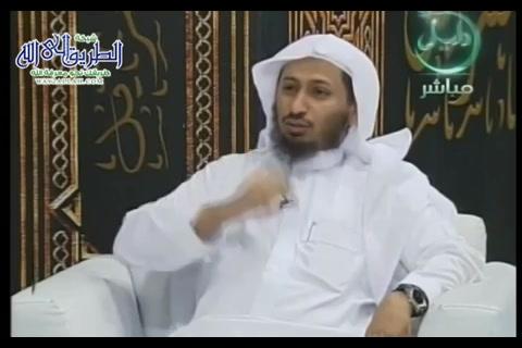 التفسير المباشر  (18) سورة المرسلات - رمضان 1433هـ
