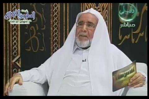 التفسيرالمباشر(27)سورةالزلزلةوالعادياتوالقارعة-رمضان1433هـ