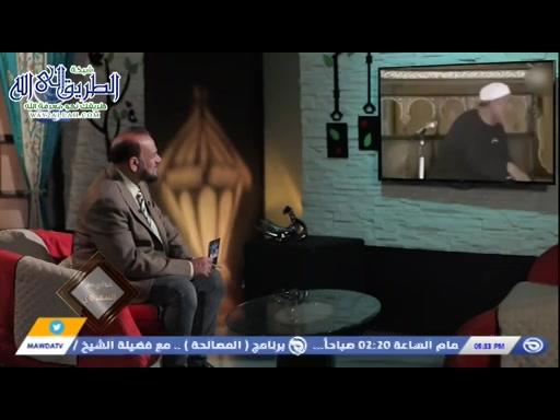 حوارى مع الشعراوى - الحلقة 10 - كفالة اليتيم