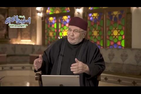 كان خلقه القرآن (مع الرسول)
