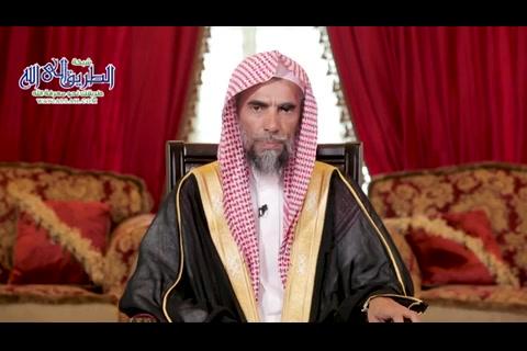 عبد الله بن عمر -رضي الله عنه- (البيان بتراجم الأعلام)