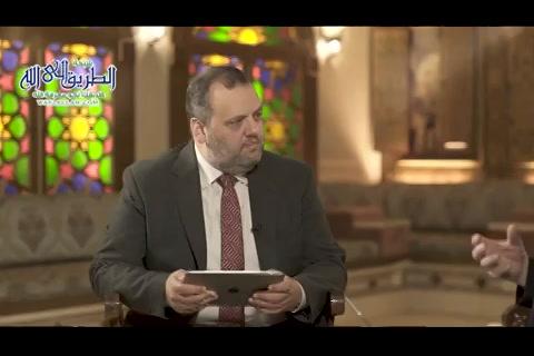 عبادة النبي -صلى الله عليه وسلم- (مع الرسول)