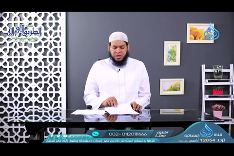 الحلقة 12 - حفصة الصوامة القوامة رضى الله عنها -  أمهات المؤمنين