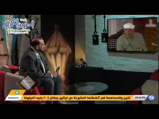 حوارى مع الشعراوى الحلقة 11 - آداب المساجد