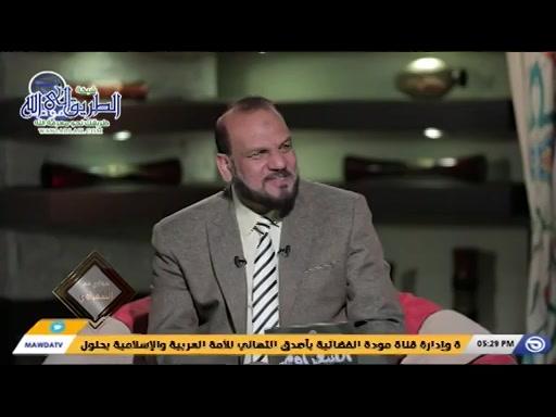 حواري مع الشعراوي - حلقة 09 - حكمة الصدقة