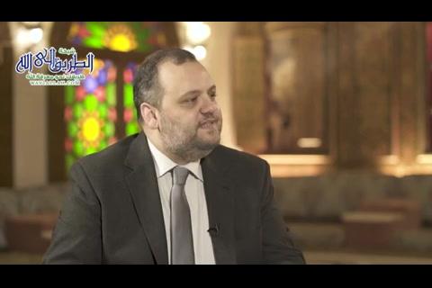 الحلقة 11 - حال النبي مع الانصار  -  مع الرسول