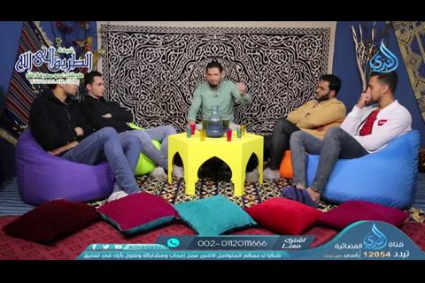 الحلقة 14 - إبراهيم مع أبيه - قصة أمة