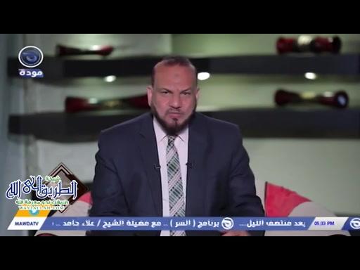 حواريمعالشعراويحلقة20-آدبالقرآن