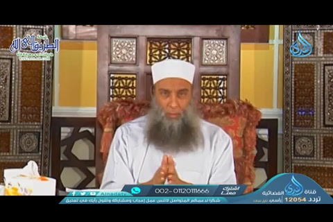 الحلقة12-الصبرعلىالبلاءوكيفنحبالله-علىرسلكأيهاالسالك