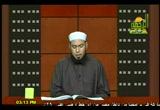 الدولة الأموية ( كرامات الصحابة) (31/12/2009) مواقف تاريخية