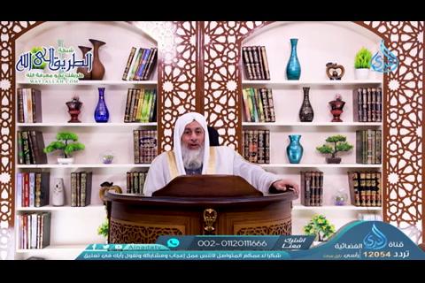 المشهد15-وانذرهميومالحسرة-مشاهدالقيامة
