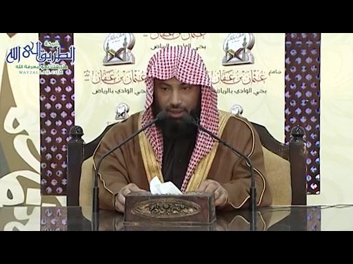 المجلس - 26 - شرح العقيدة التدمرية - التنازع حول الإسلام - 18-1-1434- هــ
