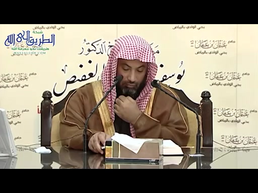 المجلس-15- شرح كتاب الإيمان-باب خوف المؤمن من أن يحبط عمله-21-5-1435-هـ.