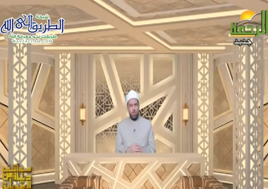 الفاروق عمر بن الخطاب ( 8/6/2021 ) مواقف من حياة الصحابة
