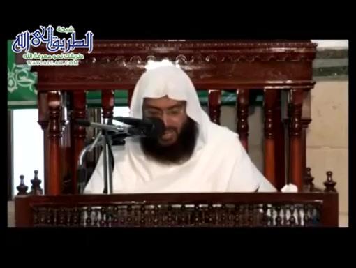 شرح صحيح مسلم ختام كتاب الحدود باب -10- الحدود كفارات لأهلها