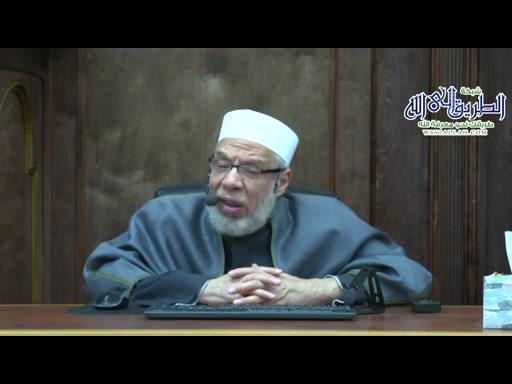 تفسير سورة إبراهيم 13 - المحاضرة 2