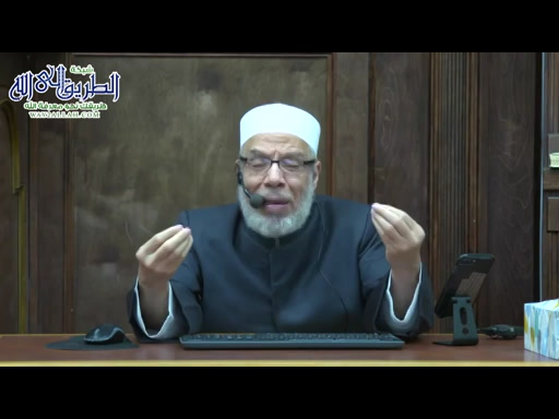 تفسير  سورة الرعد 35 - المحاضرة 5
