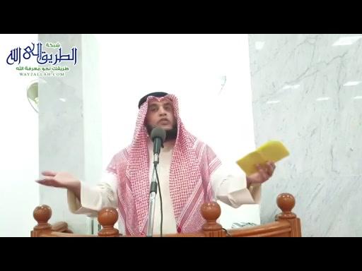 خطبةالسترعلىالمسلمين
