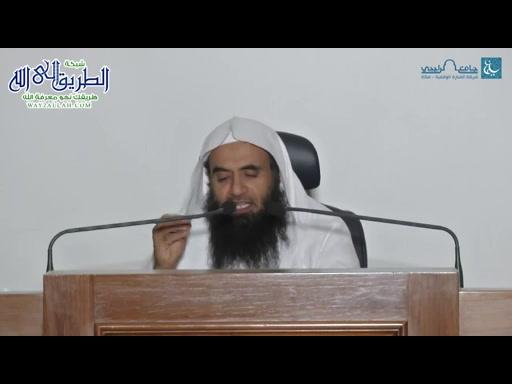 مجلس تدبري الدروس المستفادة من سورة التوبة 1