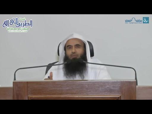 مجلس تدبري الدروس المستفادة من سورة التوبة 3