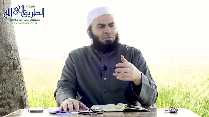 الحلقة الثانية عشر - أخلاق القرآن