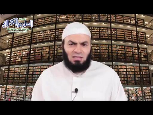 مدخل للمذهب الحنبلي- المحاضرة الأولى