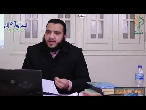 مناقشة كتاب حديث الوحشيات - للأستاذ - يوسف السنارى.المجلس الثقافى