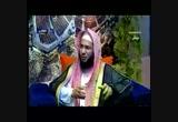اللحظات الاخيرة في حياة النبي(18-1-2010) من الواقع