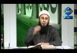باب ان لم يكن الاسلام على الحقيقة وكان على الاستسلام او الخوف من القتل (28/1/2010) فتح البارى