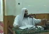 مكانة المسجد الأقصى (من دروس السيرة)