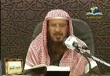 مراجعة باب ما يقول إذا دخل الخلاء (1/5/2010) واحات السنة