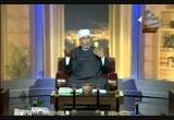 { وإن من شئ إلا يسبح بحمده .. } (30/8/2010) كلمات القرآن