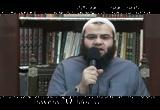 نصيحة للمسؤولين (10/2/2011) درس من مسجد