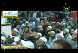 محاضرة مصر المخطوفة قراءة عاقلة لاحداث مهولة (10/3/2011) مسجد العزيز بالله بالقاهرة