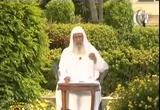 الدعوة لله - الجهاد - المحافظة على الصلاة في المسجد (20/8/2011) بشريات نبوية