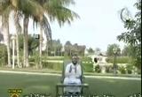 كيف تتعامل مع الله إذا أصابنا المرض (23/8/2011) مع الله