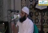 هذا هو الاسلام !! (27-8-2011) درس التراويح