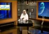 قيمة العلم عند السلف الصالح (12/1/2012) أعلام السلف