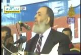 مؤتمر ومسيرة كبيره للشيخ بعده بطنطا(20-1-2012)منبر الحكمة