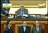جلسة يوم (23-1-2012)جلسات مجلس الشعب