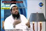 درس خاص جدا بعنوان  كيف اخدم الاسلام ؟ ( 1/3/2012 ) قطار الشباب