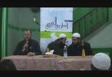 الشيخ عبد الرحمن الصاوي والشيخ هاني حلمي مسجد فؤاد قويسنا
